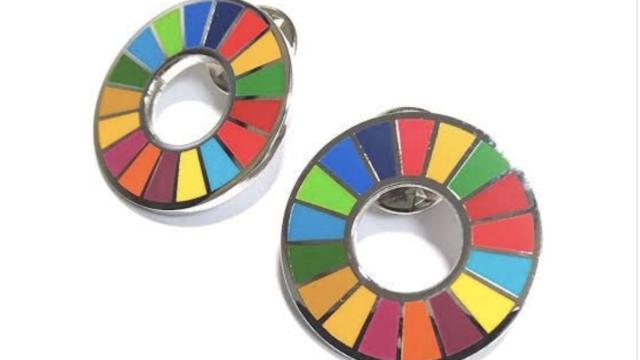 SDGsバッジの見分け方