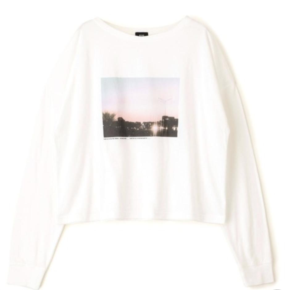 NINE MMフォトTシャツ