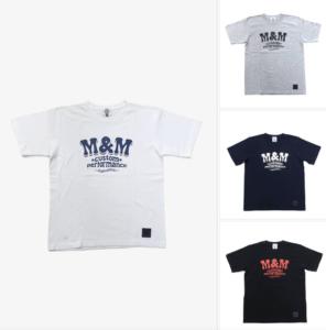 M&M 木村拓哉 Tシャツ